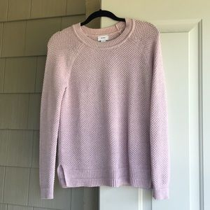Dusty Pink Sweater with free gift